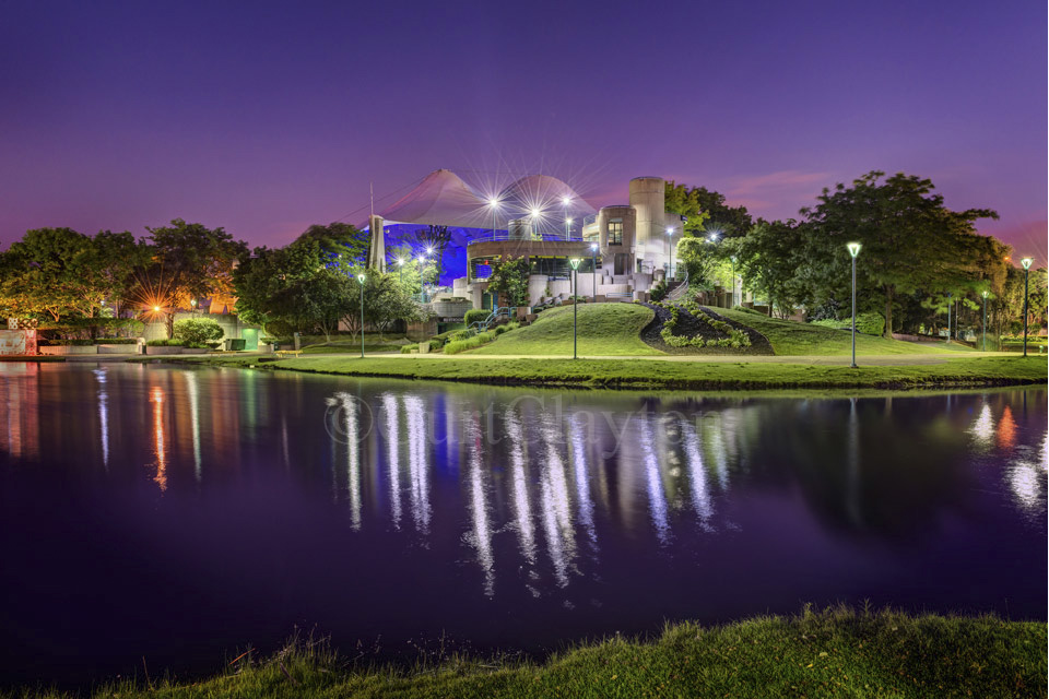 Chene Park Amphitheater, Detroit