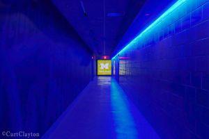 Crisler Center Tunnel