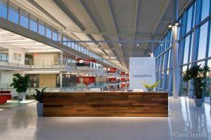 Reception One Haworth Center