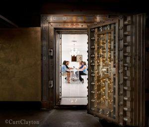 Vault boardroom