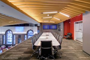 Innovation Institute boardroom
