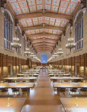 U fo M Law Library Reading Room